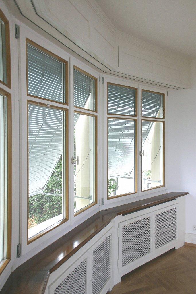 Erkerfenster